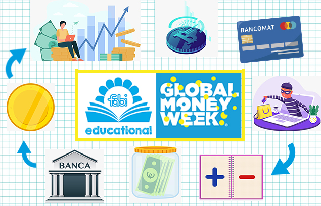 """GLOBAL MONEY WEEK"", LA FABI PARTECIPA ALLA SETTIMANA DEDICATA ALL'EDUCAZIONE FINANZIARIA"